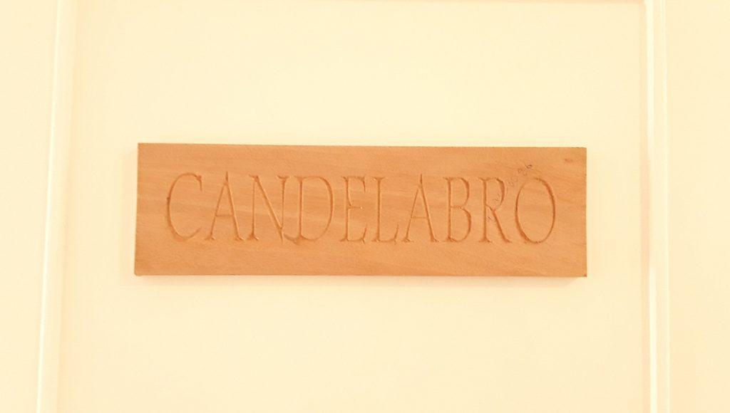 Candelabro - es